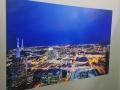 Acrylic - Cityscape