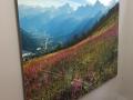 Acrylic - Rolling Landscape