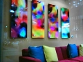 Acrylic Print: Abstract Panels