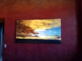 Acrylic Backlit Print: Sunrise