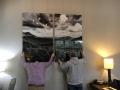 2 Panel Acrylic Photo