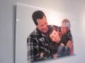 Acrylic Print: Family