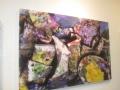 Acrylic Print: Messy Paint Tubes