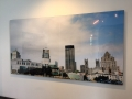 Acrylic Print: City Skyline