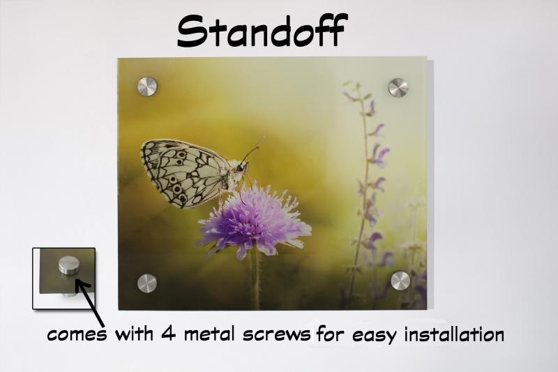 acrylic-standoff