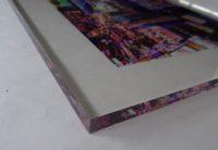 Image shows panel around acrylic print.