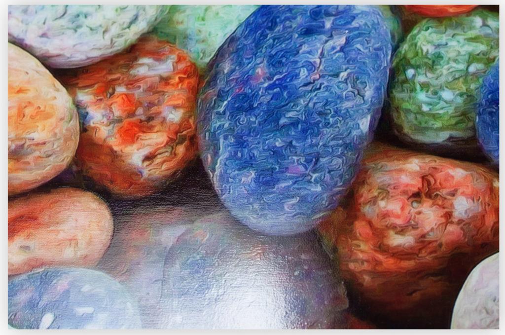 rocks closeup shiny
