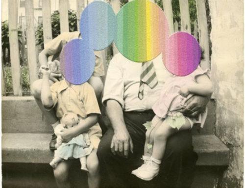Family Photos Into Art