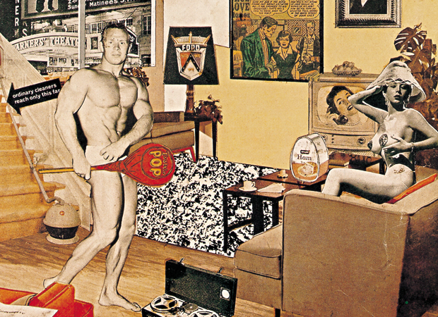 Richard Hamilton Just What Is It That Makes Todays Homes So Different Appealing 1956