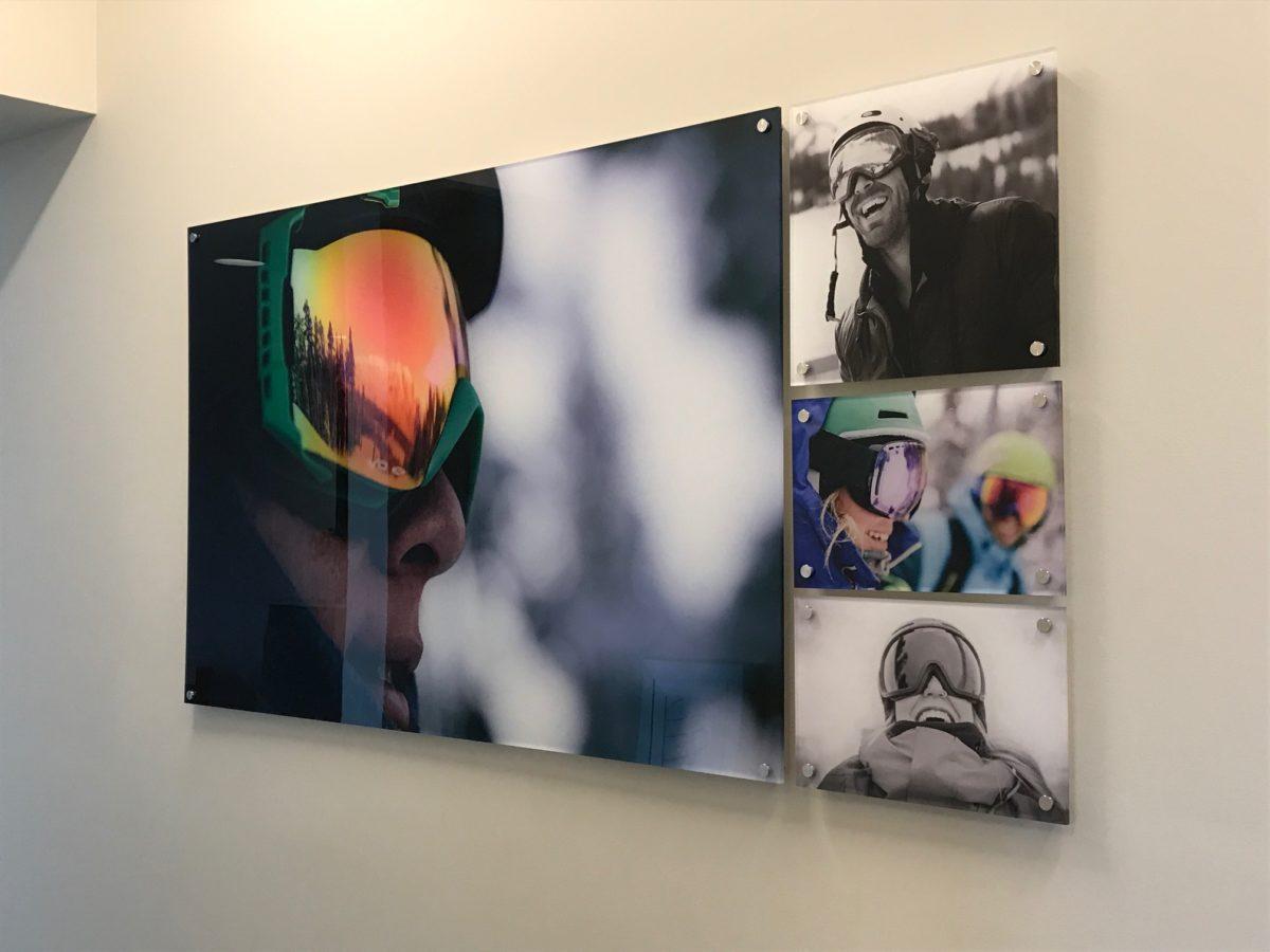 acrylic prints printing on acrylic