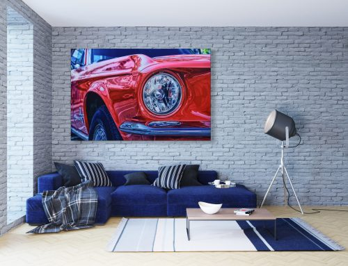 Redesigning Your Home with Acrylic Art