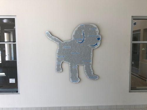 shaped-dog