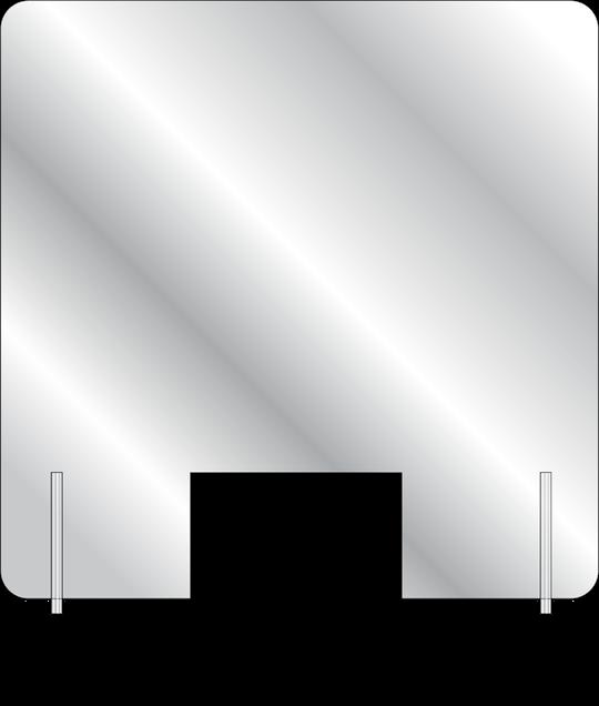 coronavirus shield base