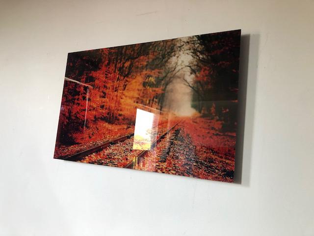 Normal Acrylic Print