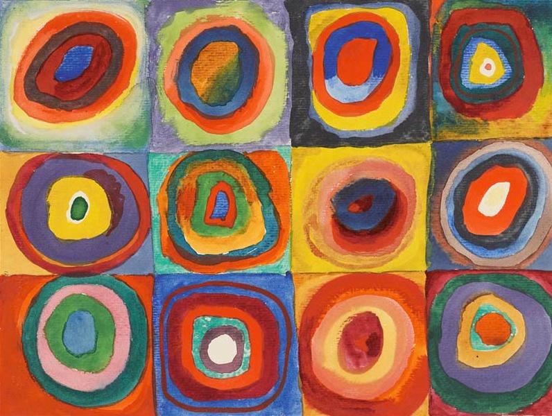 circle wall art