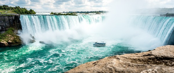 Personalized Christmas Gifts for Mom an image of Niagara Falls