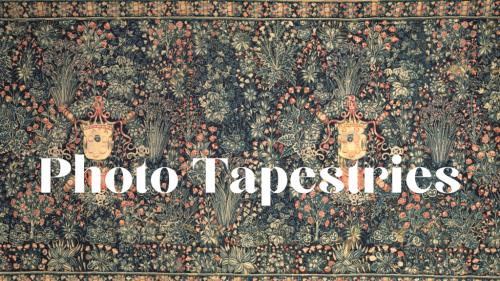 Photo Tapestries