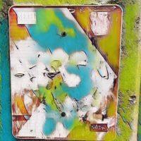 Abstract Acrylic Art Print: This Way