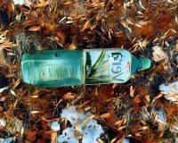 Abstract Acrylic Art Print: Backward Autumn