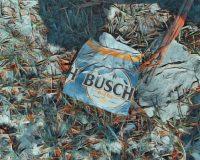 Abstract Acrylic Art Print: Beer Time