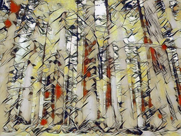 Winter Treess