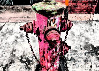 funky hydrant